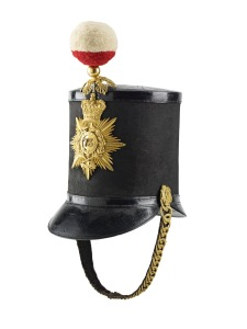 Officer's Shako, 7rd Regiment
